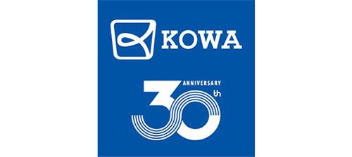 Kowa – 30 anos